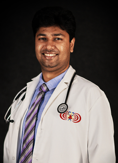 Dr  Nidhil Pulparambil - Ahalia Diabetes Hospital