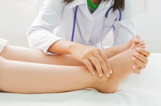 560 X 370 PODIATRY - DEPARTMENT - LINK PAGE