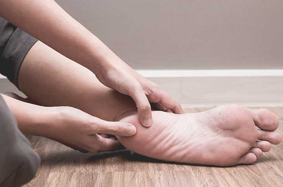 560 X 370 Heel Pain and or Plantar Fasciitis 2 - PODIATRY- LINK PAGE